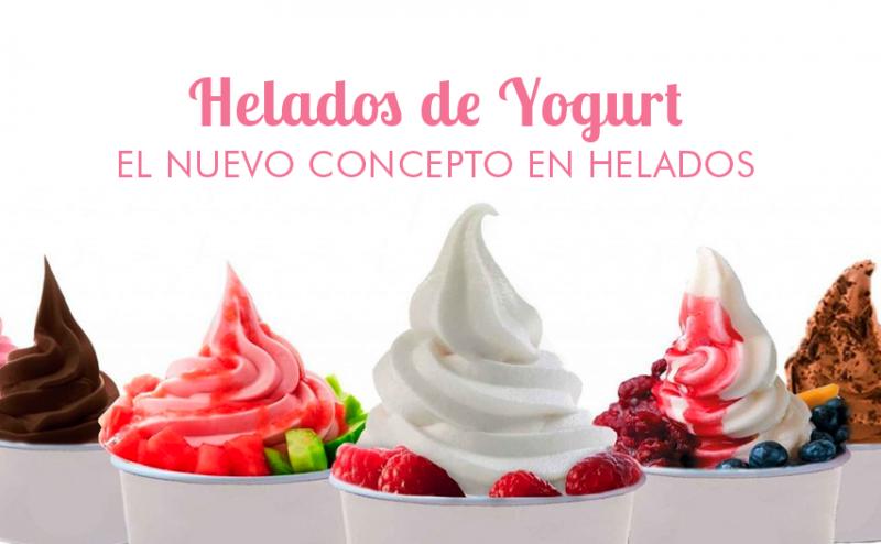 Helados de yogurt el nuevo concepto en helados blog servinoxblog servinox - Calorias de un cono de helado ...