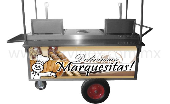 Carrito para Marquesitas ¡¡un buen negocio!! - Blog ...