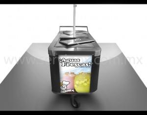 Carro para Aguas Frescas 6