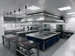 Equipos y muebles en acero inoxidable blog for Estructura de una cocina industrial