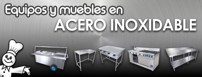 Equipos y muebles en ACERO INOXIDABLE  Blog  ServinoxBlog