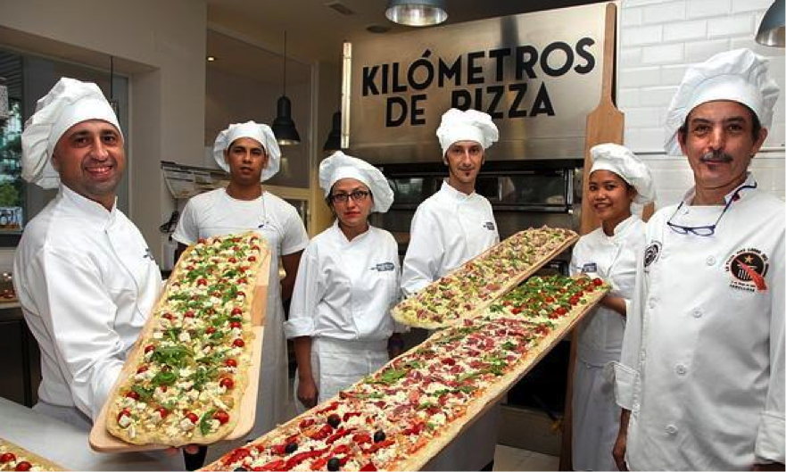 abre tu pizzeria