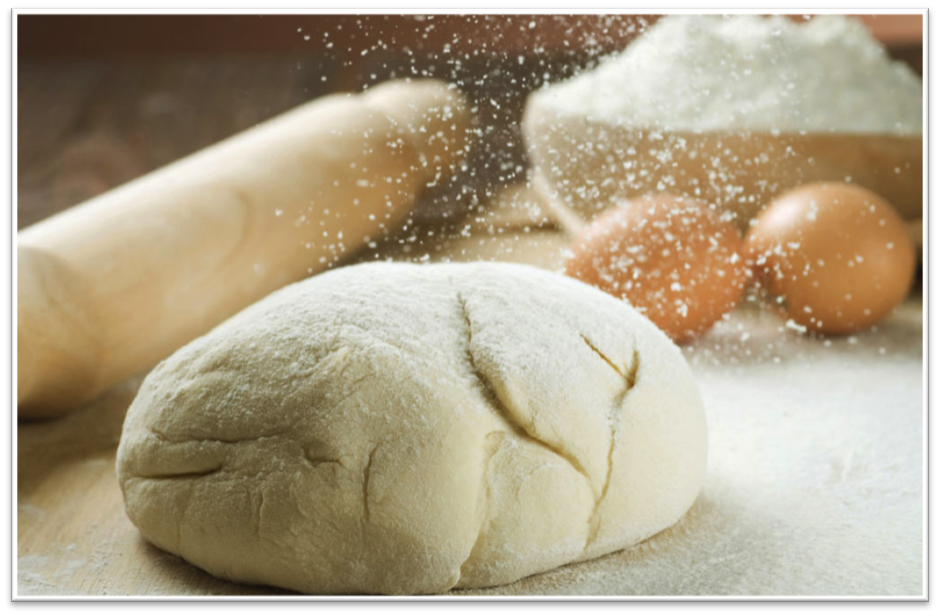 pan de una panaderia