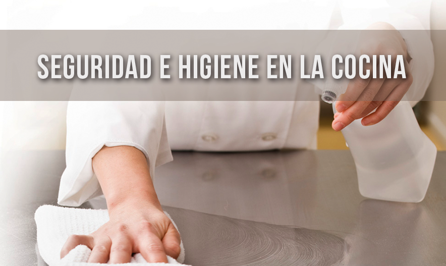 Seguridad e higiene en la cocina blog servinoxblog servinox - Grado medio cocina y gastronomia ...