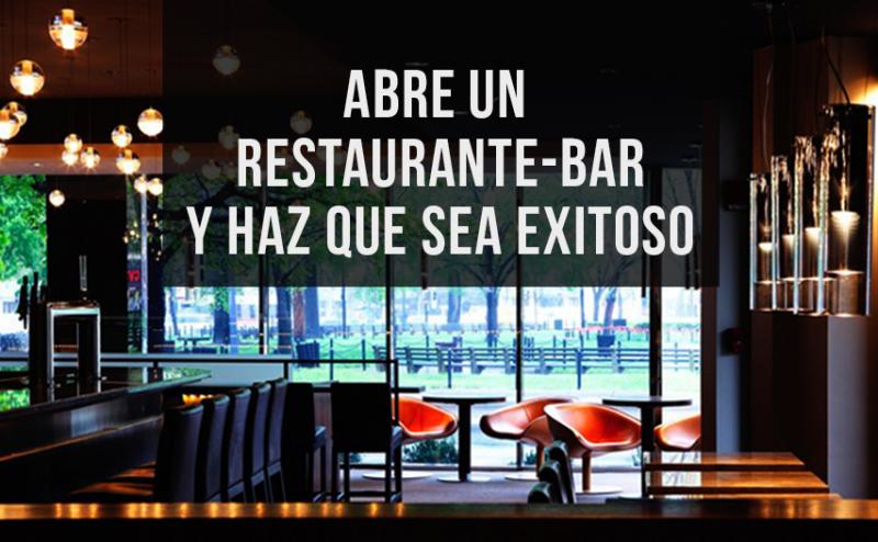 Abre un restaurante bar y haz que sea exitoso blog for Plan de negocios para un restaurante