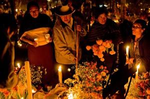 Dia de los Muertos, Tzintzuntzán