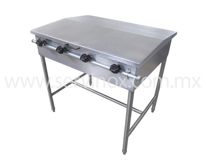 Equipos y muebles en acero inoxidable blog servinoxblog servinox - Planchas de cocina industriales de segunda mano ...