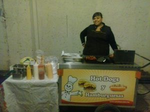 Hot dogs negocio