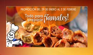 promoción tamales