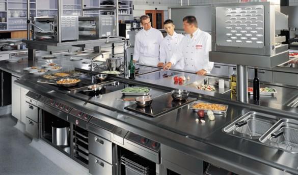 ideas para organizar la cocina de un restaurante