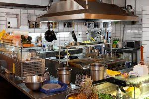 orden de una cocina