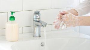 lavado de manos para evitar el covid-19