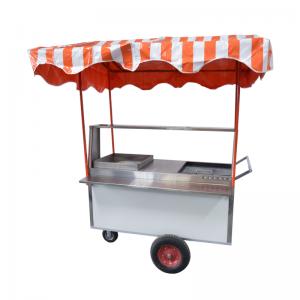 carrito para tacos economico