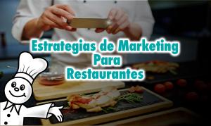 estrategias de marketing para restaurantes