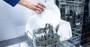 limpieza de platos